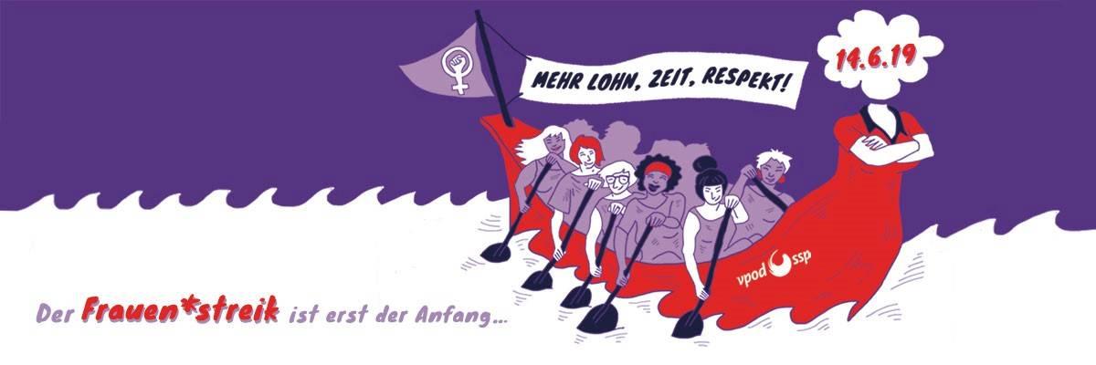 Frauenstreik 2019